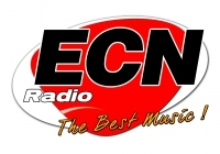 Logo ECN The Best Music noir